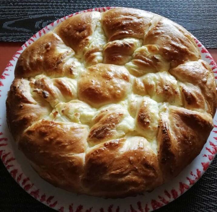 Капустный вкусный пирог