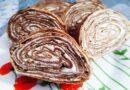 Шоколадные блины с начинкой: 3 самых вкусных рецепта